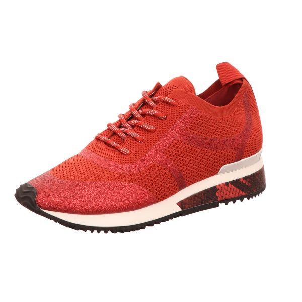 La Strada Damen-Sneaker Rot