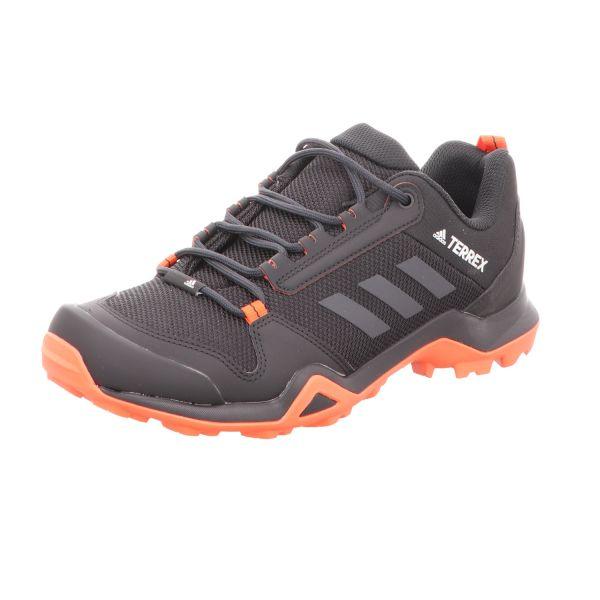 Adidas Herren-Leichtwanderschuh Terrex AX3 Schwarz