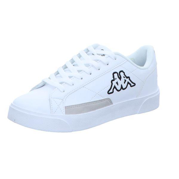 KAPPA Damen-Sneaker Lollo Low Weiß