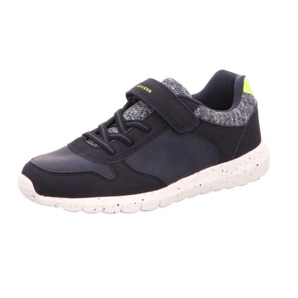 Sneakers Jungen-Slipper-Kletter Blau