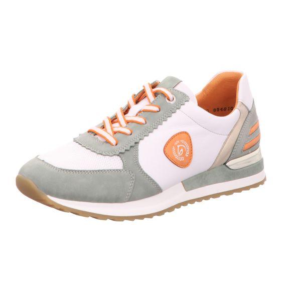 Remonte Damen-Sneaker Mint-Weiß
