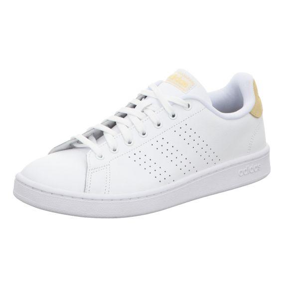 Adidas Damen-Sneaker Advantage Weiß
