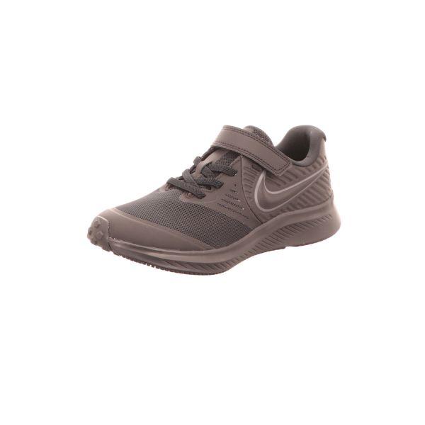 Nike Jungen-Slipper-Kletter Star Runner 2 Schwarz