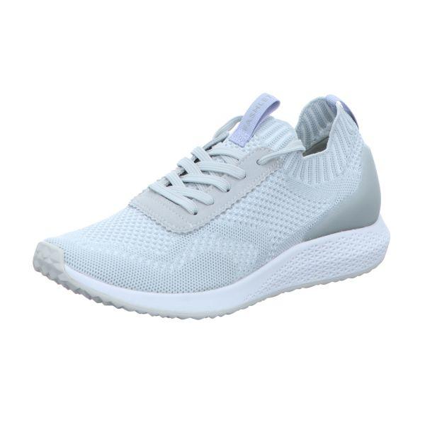 TAMARIS Damen-Sneaker-Slipper Grau