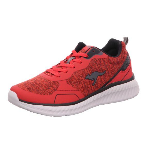 Kangaroos Herren-Sneaker Rot