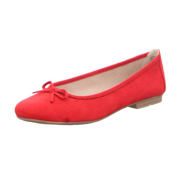 Scarbella Damen-Komfort-Pumps Rot