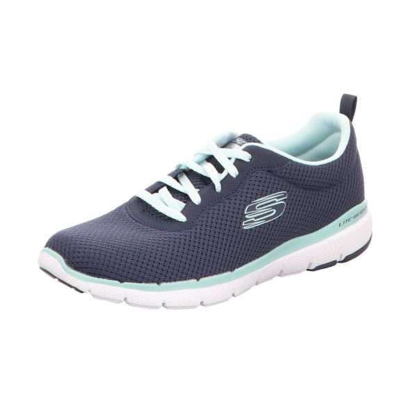 Skechers Damen-Sneaker Flex Appeal 3.0 First Insight Blau