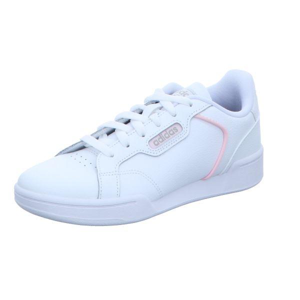 adidas Mädchen-Sneaker Roguera J Weiß