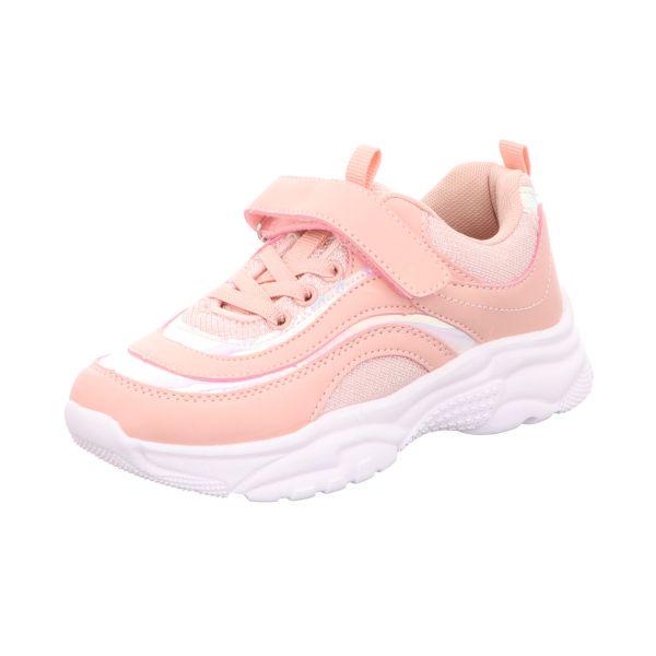 Sneakers Mädchen-Slipper-Kletter Pink