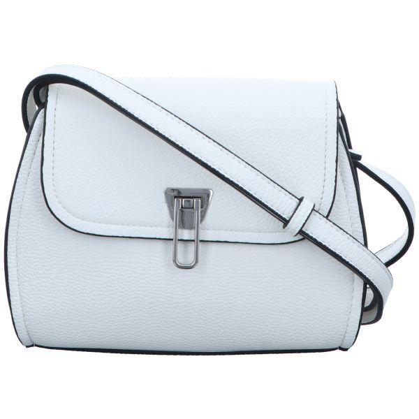 Suri Frey Damen-Überschlaghandtasche Weiß
