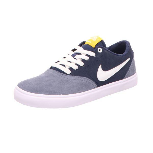 Nike Damen-Sneaker SB Check Solarsoft Blau