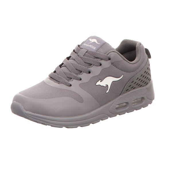KangaROOS Jungen-Sneaker Kanga X 2200 Grau