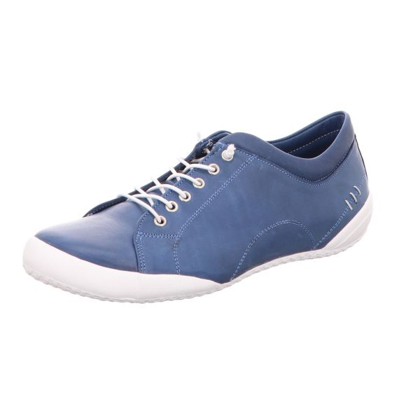 BOXX Damen-Slipper Blau
