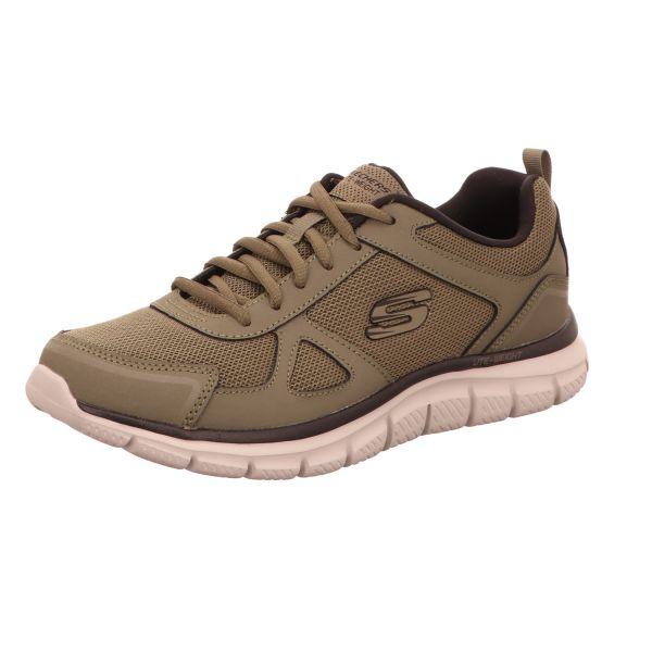Skechers Herren-Sneaker Olive-Grün