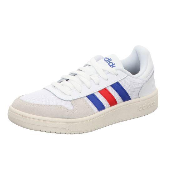 adidas Damen-Sneaker Hoops 2.0 Weiß