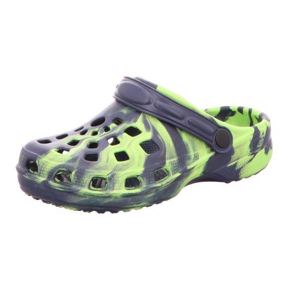 Sneakers Kinder-Badeschuh Blau-Multi