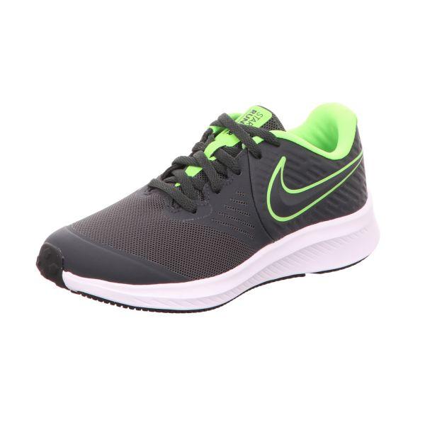 Nike Jungen-Sneaker Star Runner 2 (GS) Grau