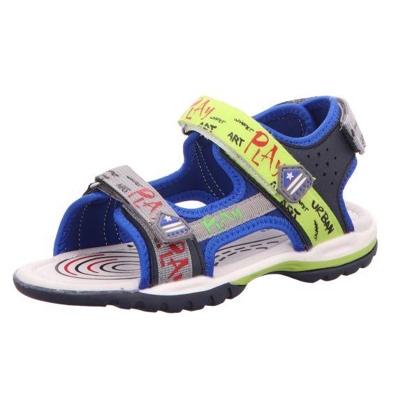 Sneakers Jungen-Sandalette Blau