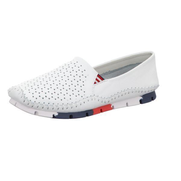 Cosmos Damen-Slipper Weiß