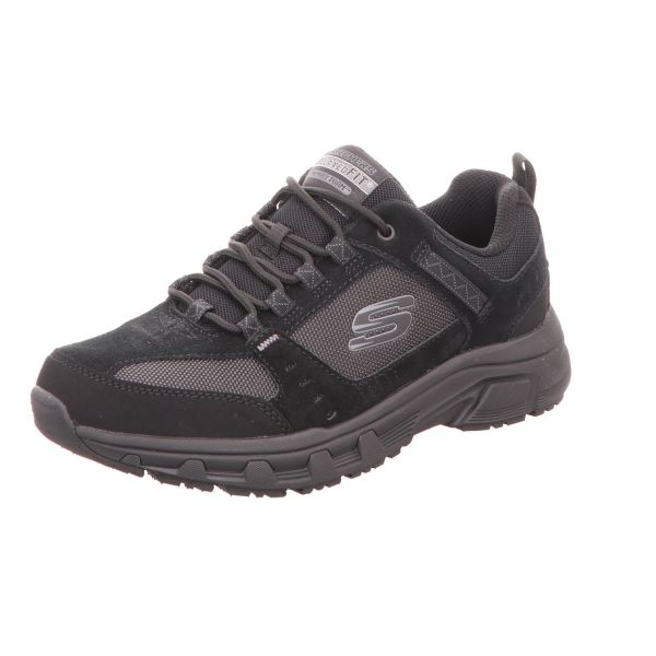 Skechers Herren-Sneaker Oak Canyon Schwarz