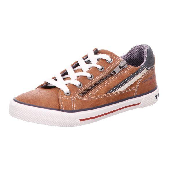 Tom Tailor Jungen-Schnürhalbschuh-Sneaker Braun