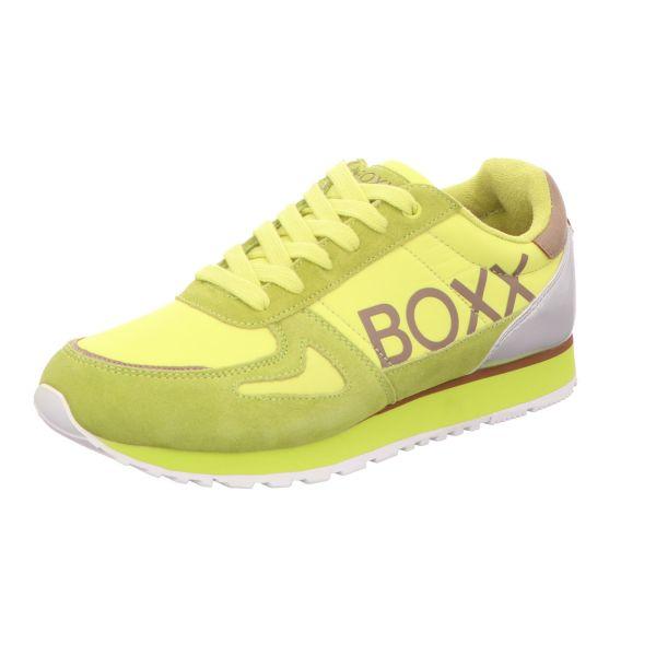 BOXX Damen-Sneaker Gelb