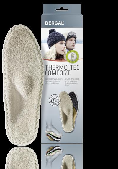 BERGAL Einlegesohle Thermo Tec Fußbett