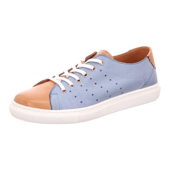BOXX Damen-Sneaker Jeans-Blau