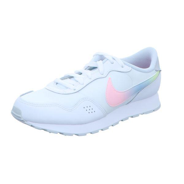 Nike Mädchen-Schnürhalbschuh MD Valiant Weiß