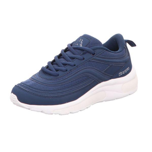 KAPPA Damen-Sneaker Squince Blau