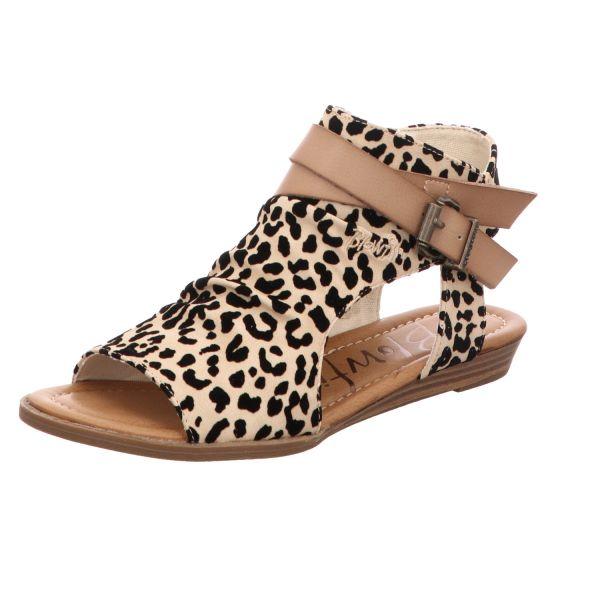 Blowfish Damen-Sandalette Balla Leopard