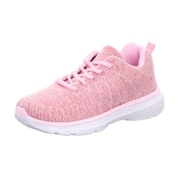 Sneakers Mädchen-Sneaker Pink