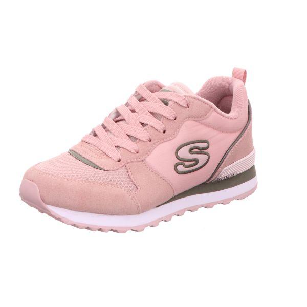 Skechers Damen-Sneaker OG 85 Step N Fly Rosa