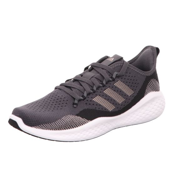 adidas Damen-Sneaker Fluidflow 2.0 Grau-Schwarz