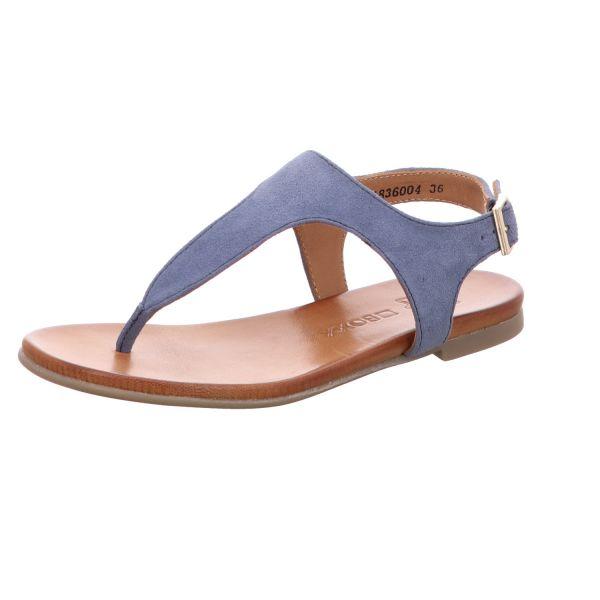 BOXX Damen-Sandalette Blau