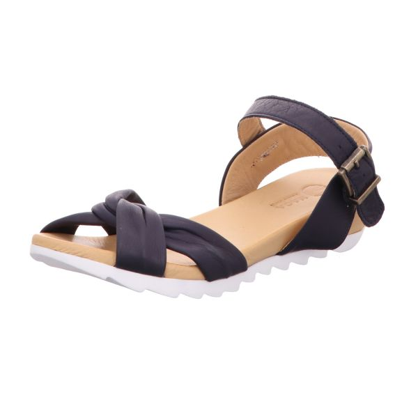 MACA Kitzbühel Damen-Sandalette Blau