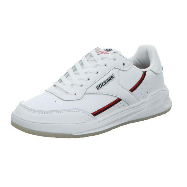 Dockers Damen-Sneaker Weiß