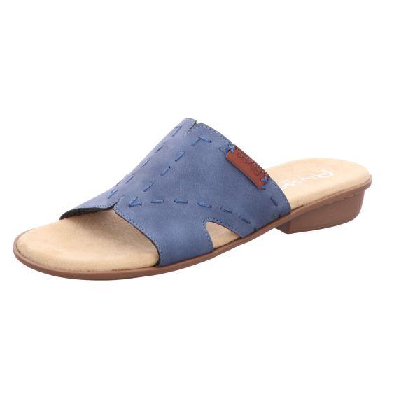 Alyssa Damen-Pantolette Blau