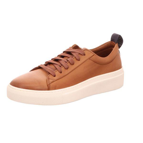 BOXX Damen-Sneaker-Schnürhalbschuhe Braun