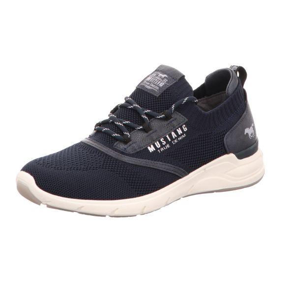 Mustang Herren-Sneaker Blau