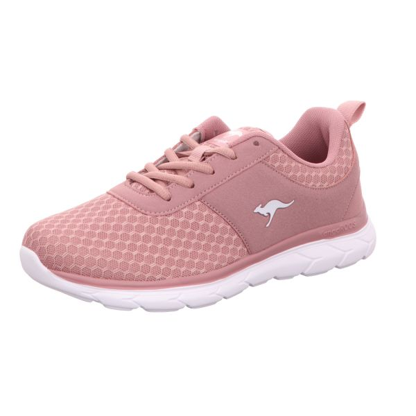 KangaROOS Damen-Sneaker Rosa