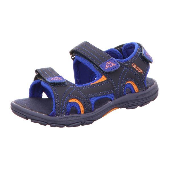 KAPPA Jungen-Sandalette Early II K Blau