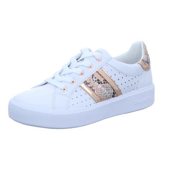 Bugatti Damen-Sneaker Weiß