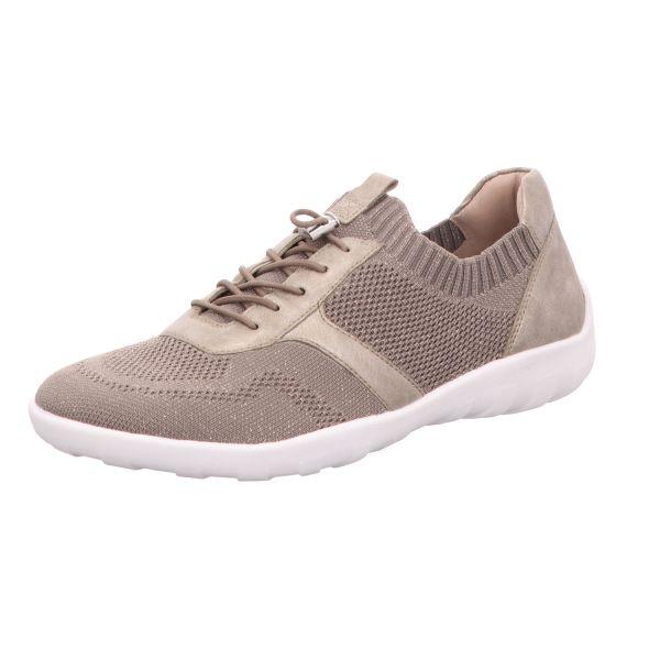 Remonte Damen-Slipper-Sneaker Beige