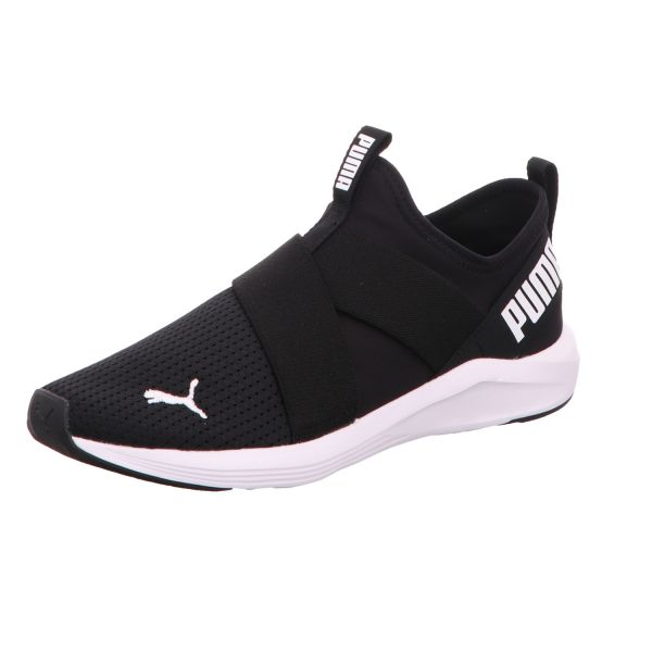 Puma Damen-Sneaker-Slipper Prowl Slip On WNS Schwarz