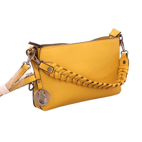 Jewels of Style Schultertasche Gelb