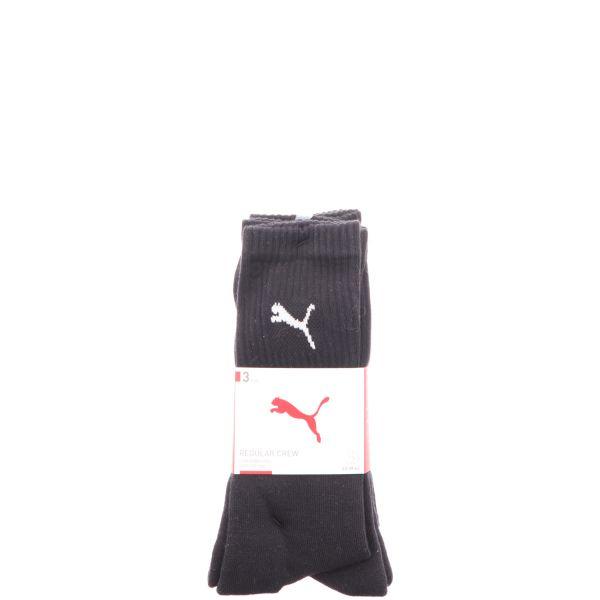 PUMA SPORT 3-Pack Socken unisex Schwarz