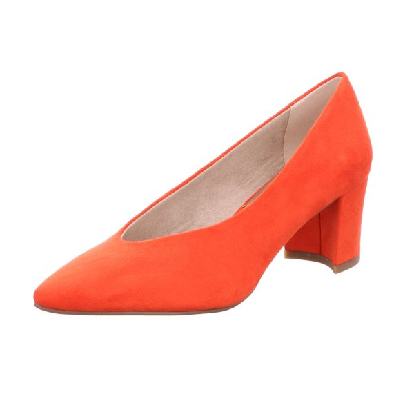 MARCO TOZZI Damen-Pumps Orange