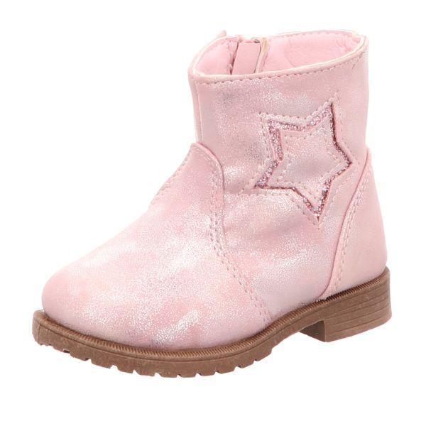 girlZ onlY Mädchen-Stiefelette gefüttert Pink