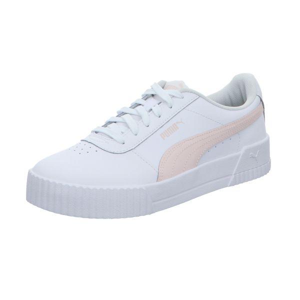 Puma Damen-Sneaker Carina L Weiß